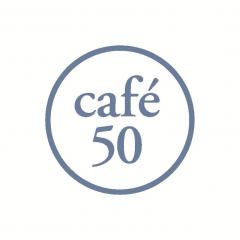 Cafe 50 Logo