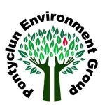 Pontyclun Environment group logo
