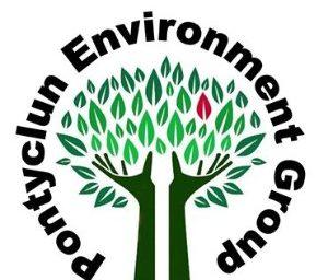 Pontyclun Environment group logo