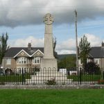 War memorial Pontyclun