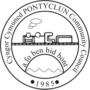 Pontyclun Community Council Logo