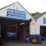 M B motors