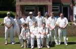 Miskin Manor Cricket team