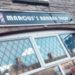 Marcus's Barbers shop