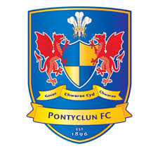 Pontyclun FC badge