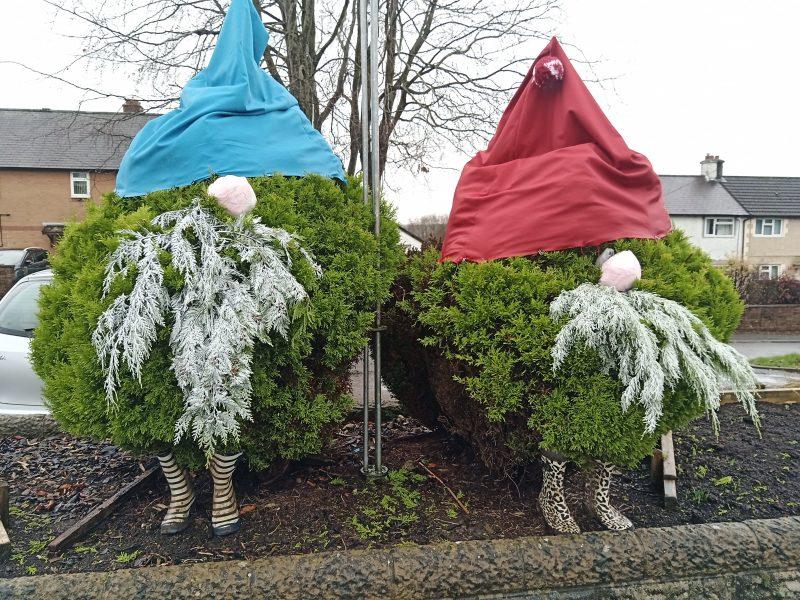 Mischievous Elves at Groesfaen Christmas 2020
