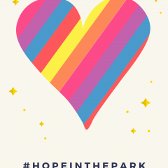 Hope in the park image