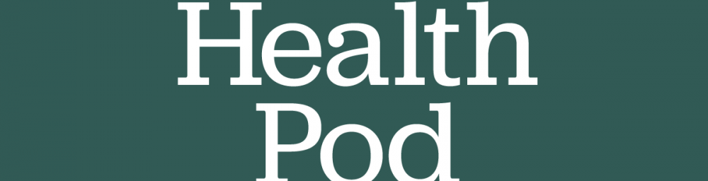 Health Pod logo