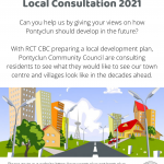 Place plan notice asking for views of residents