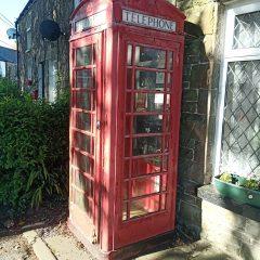 Miskin Phone box