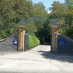 Talygarn manor gates