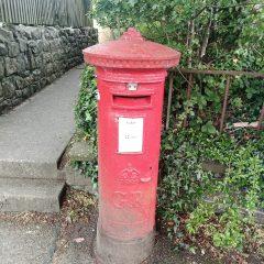 Miskin Post box